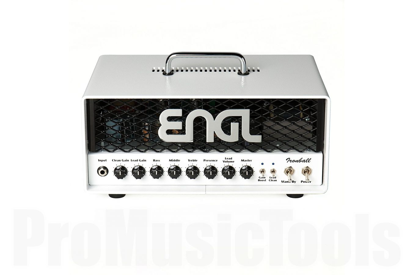 Engl Ironball E606 Head White - Limited Edition