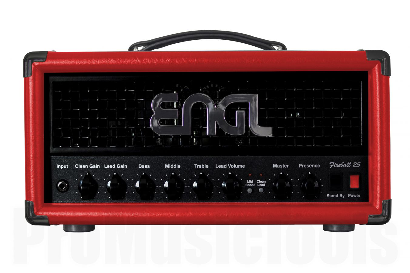 Engl Fireball 25 Head E633SR LTD Red - Limited Edition