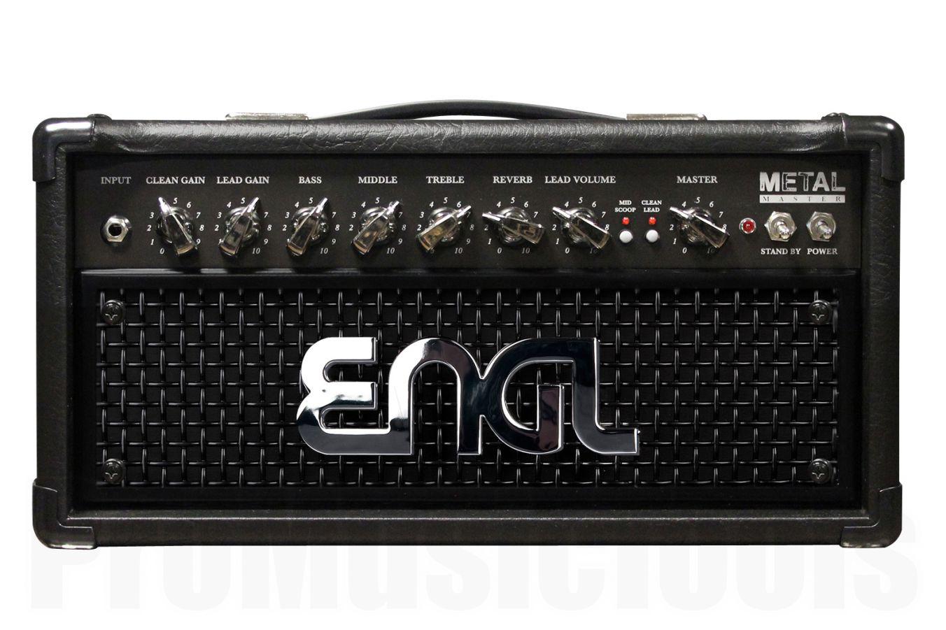 Engl Metalmaster 20 Head E309 - b-stock (1x opened box)