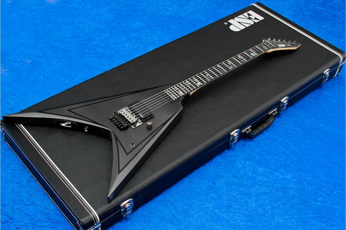 ESP Alexi Laiho USA Blacky STD