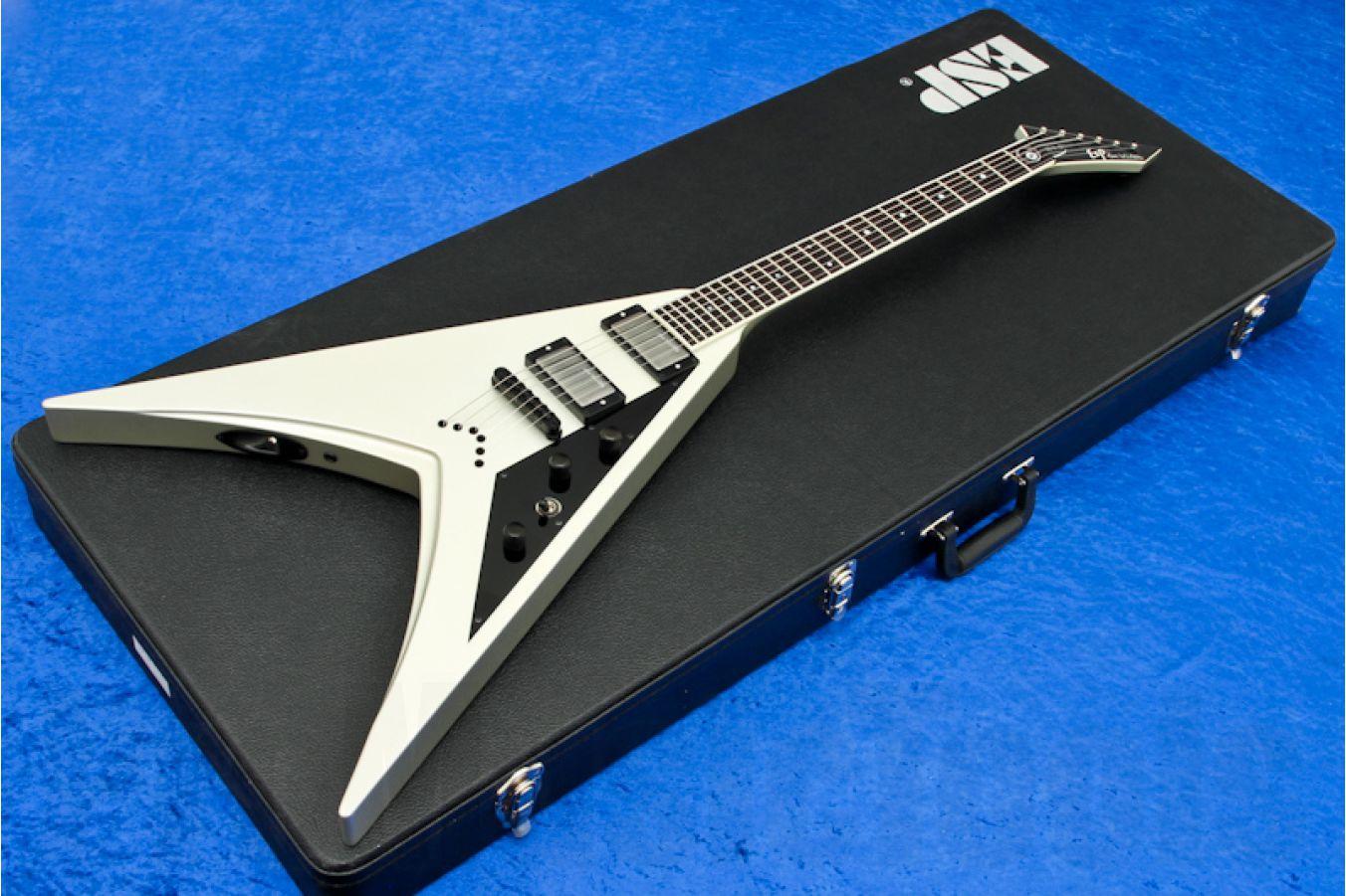 ESP DV8 MS Dave Mustaine Signature CS - Custom Shop
