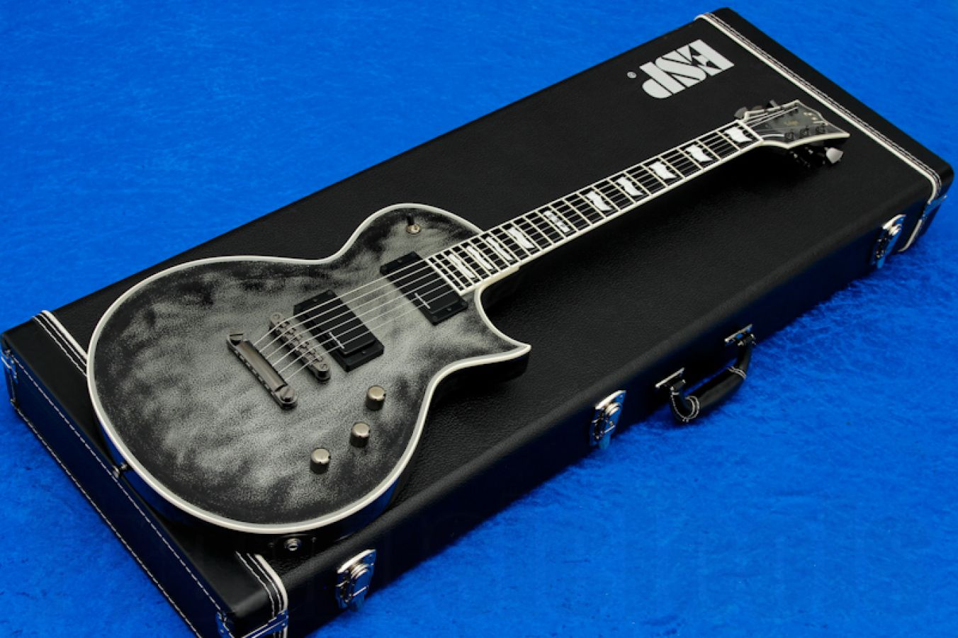 ESP Eclipse-II USA OXI - Oxidized Iron