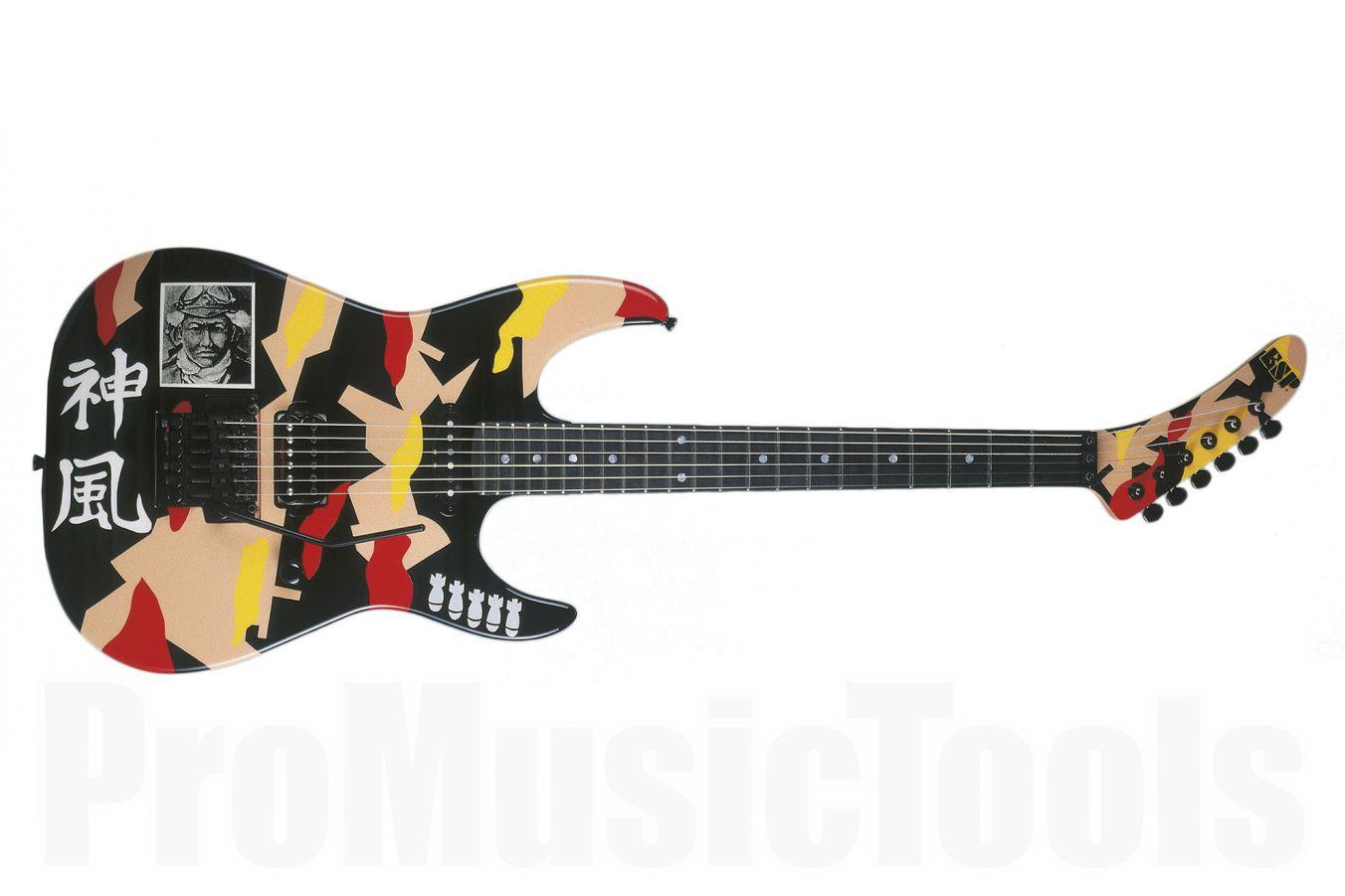 ESP George Lynch Kamikaze-I CS - Custom Shop