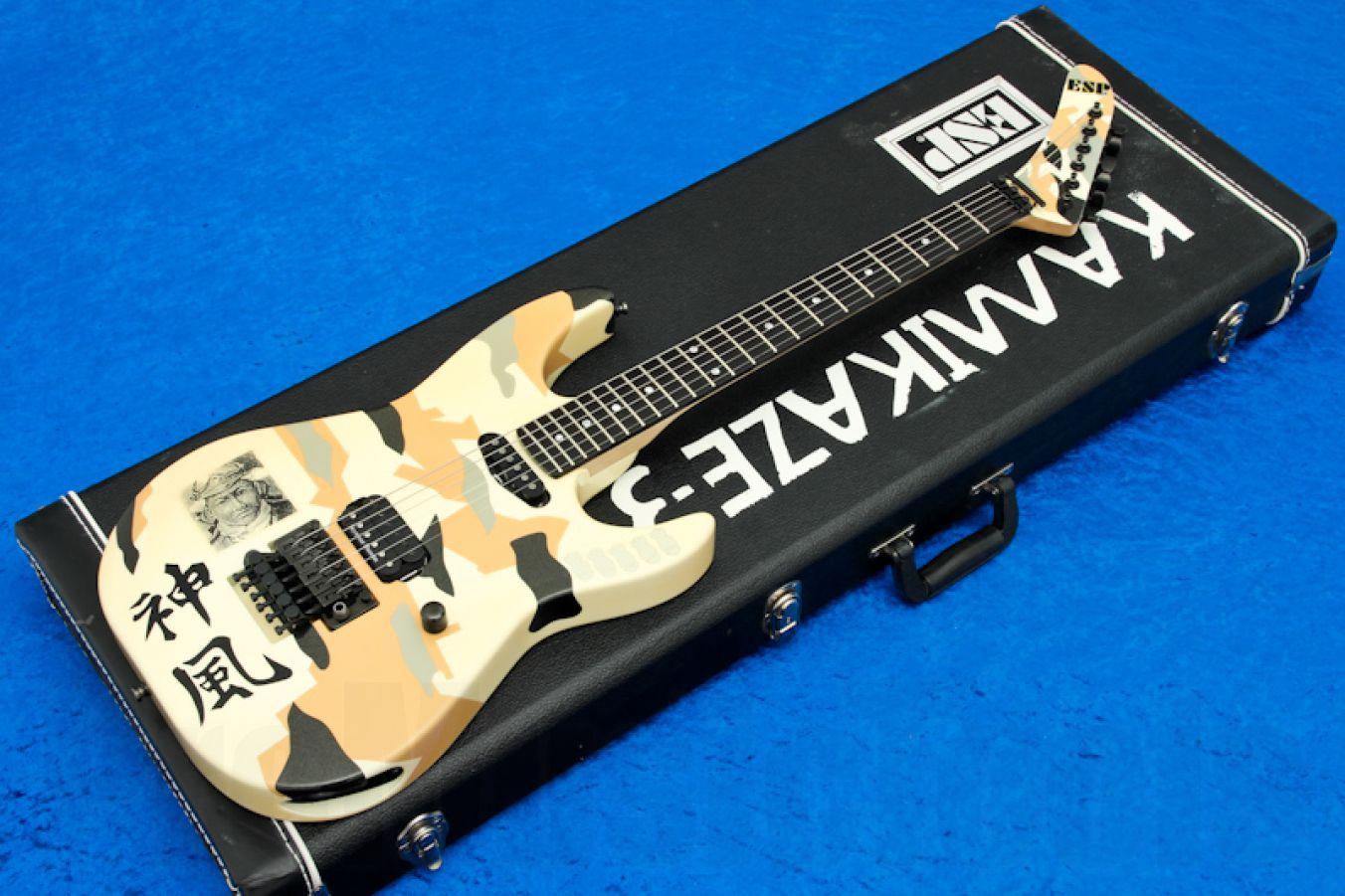 ESP George Lynch Kamikaze-III CS - Custom Shop