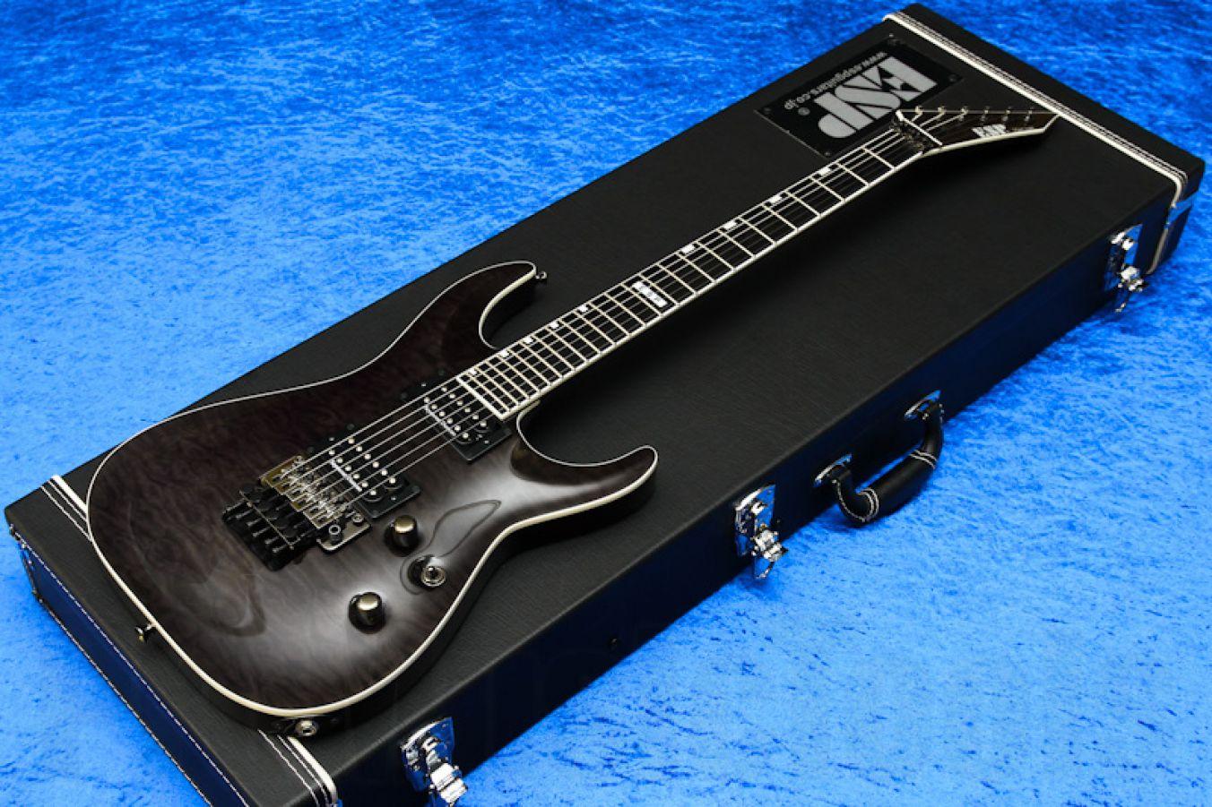 ESP Horizon FR-II STBK - See Thru Black - demo