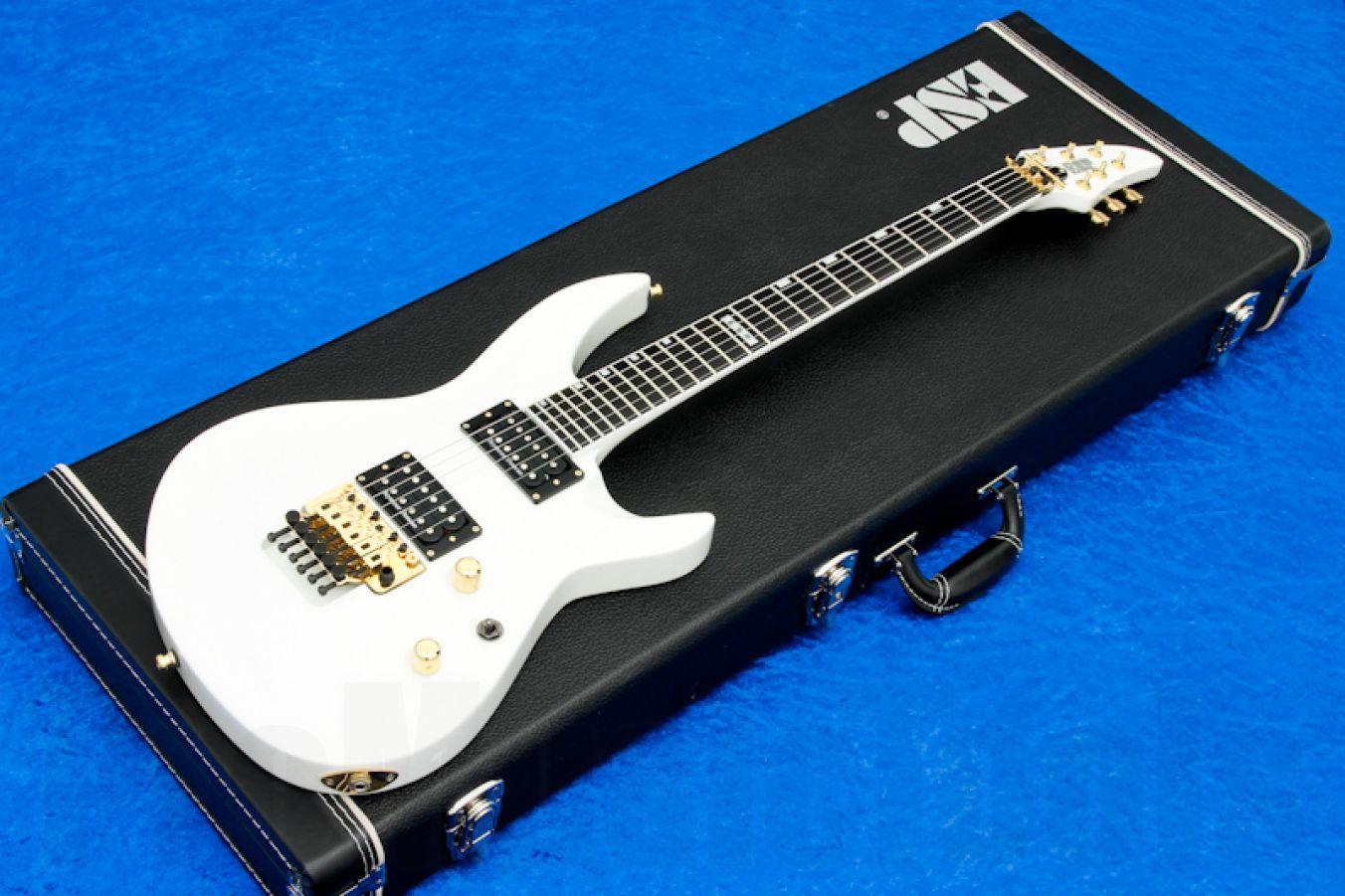 ESP Horizon-III STD PWGO - Pearl White Gold
