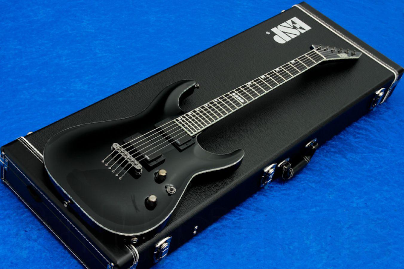ESP Horizon NT EMG BK - Black