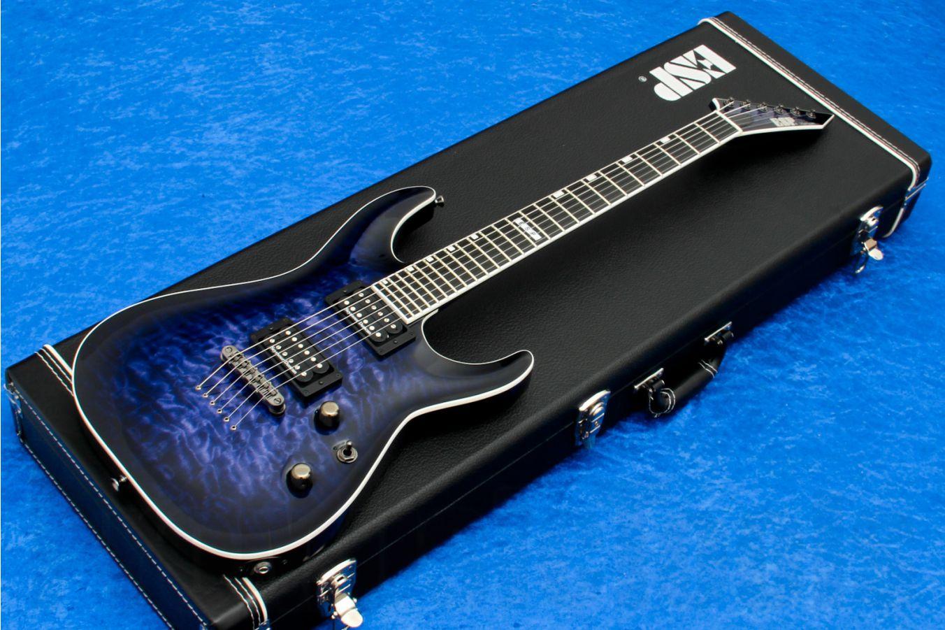 ESP Horizon NT-II QM RDB - Reindeer Blue