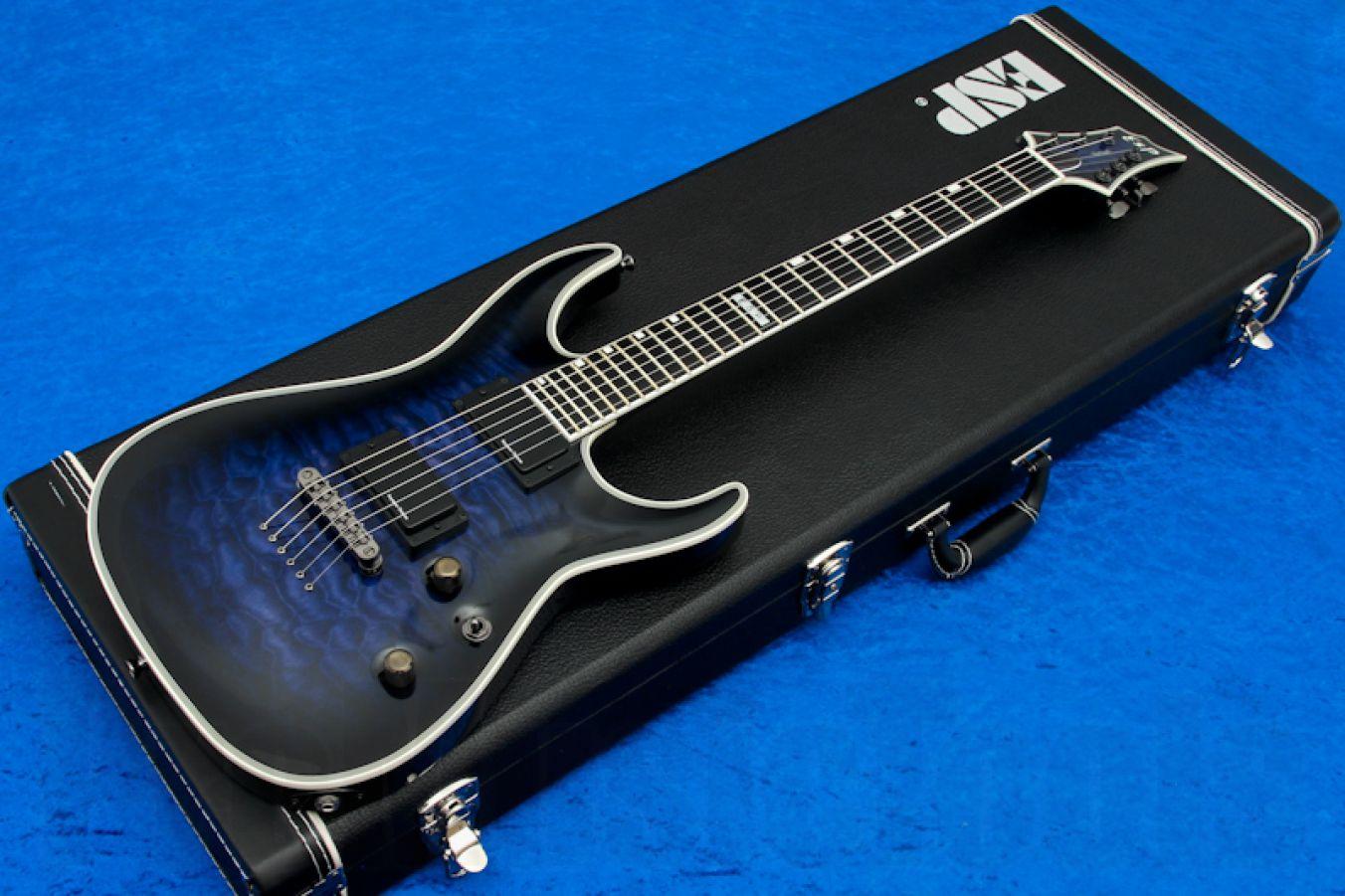 ESP Horizon HRF NT-II RDB - Reindeer Dark Blue - demo