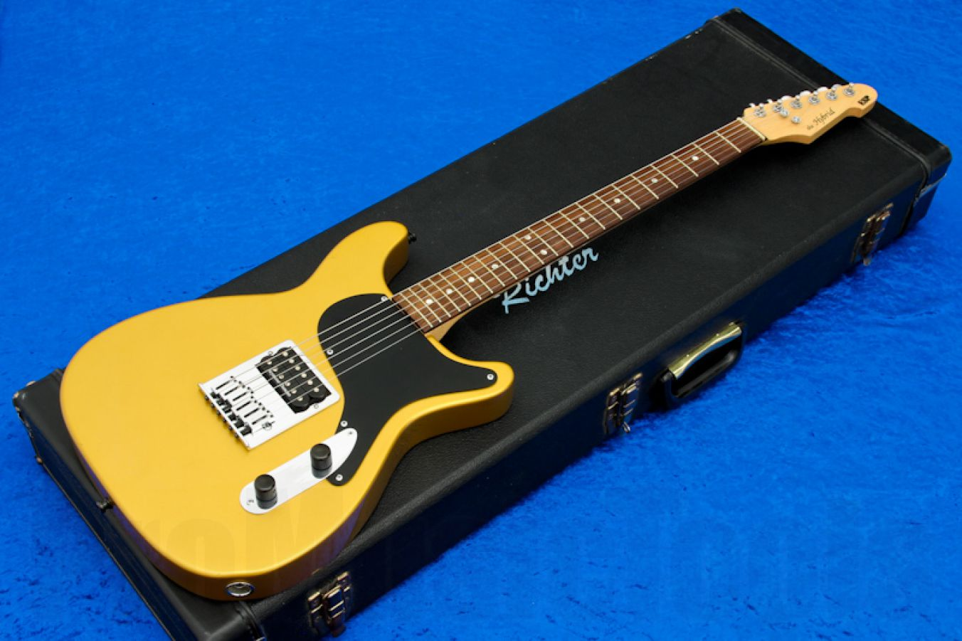 ESP Hybrid - Metallic Gold - Custom Shop