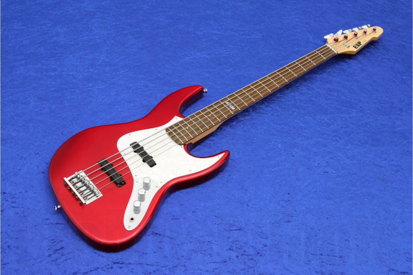 ESP J-5 - Metallic Red - Custom Shop