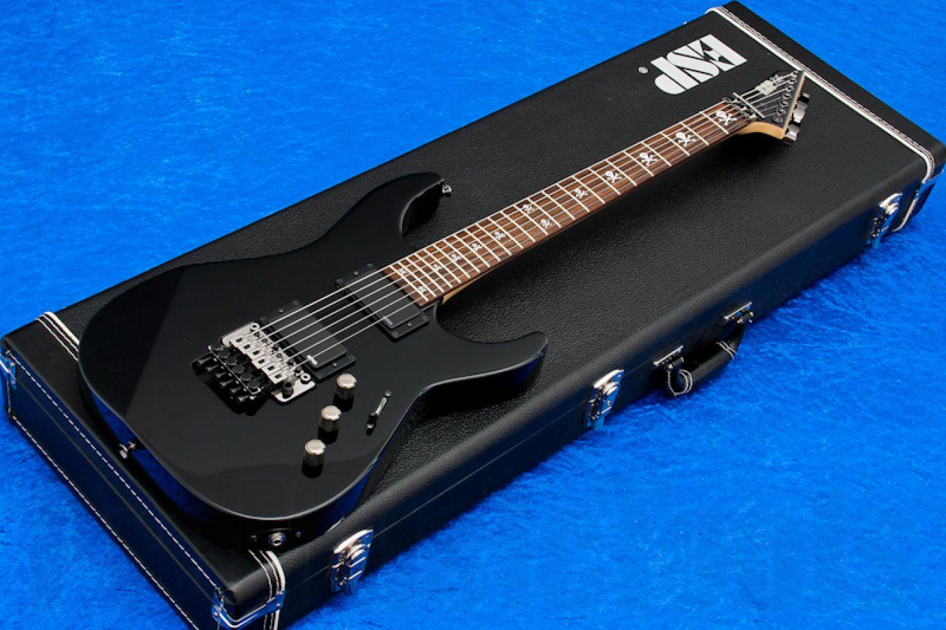 ESP Kirk Hammett KH-2 Neck-Thru STD