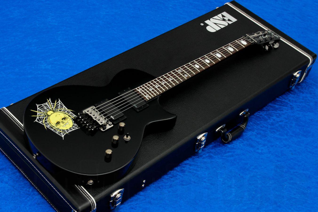 ESP Kirk Hammett KH-3 Neck Thru STD