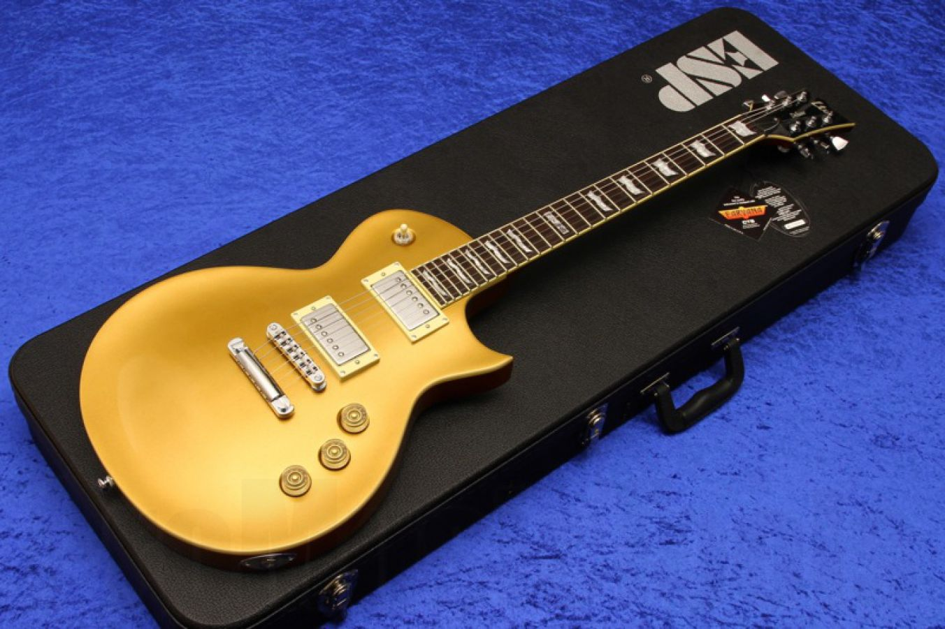 ESP Ltd Eclipse EC-1000 MGO - Metallic Gold