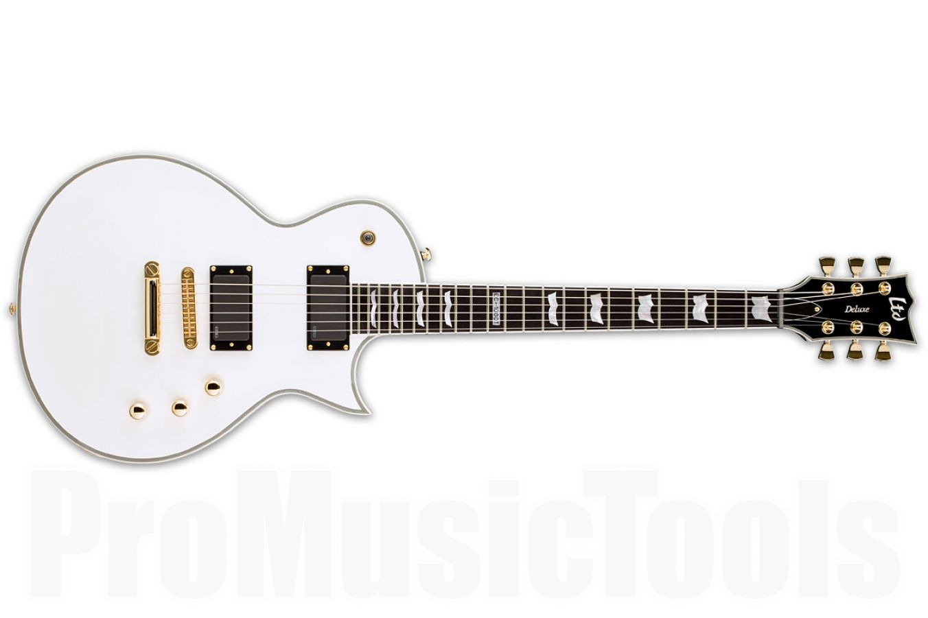 ESP Ltd Eclipse EC-1000T CTM SW - Snow White - b-stock