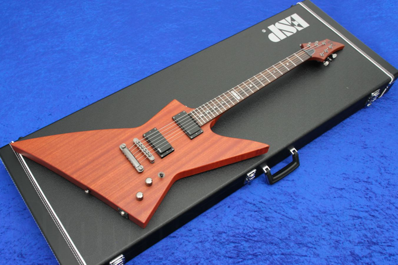 ESP Ltd FX-360 PBS - Paduak Brown Satin