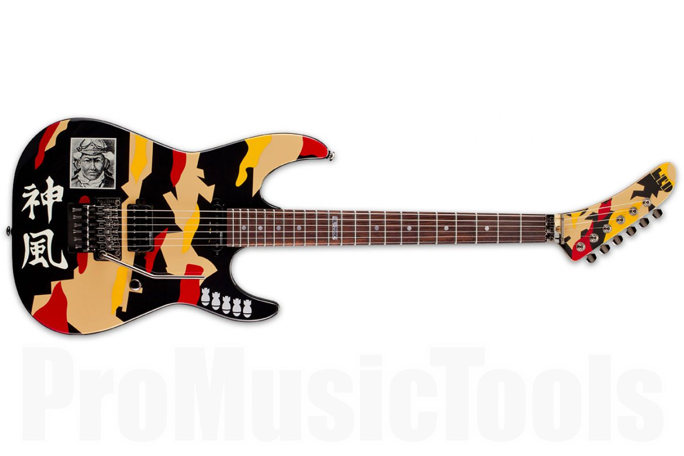 ESP Ltd GL-200K - George Lynch Kamikaze Signature