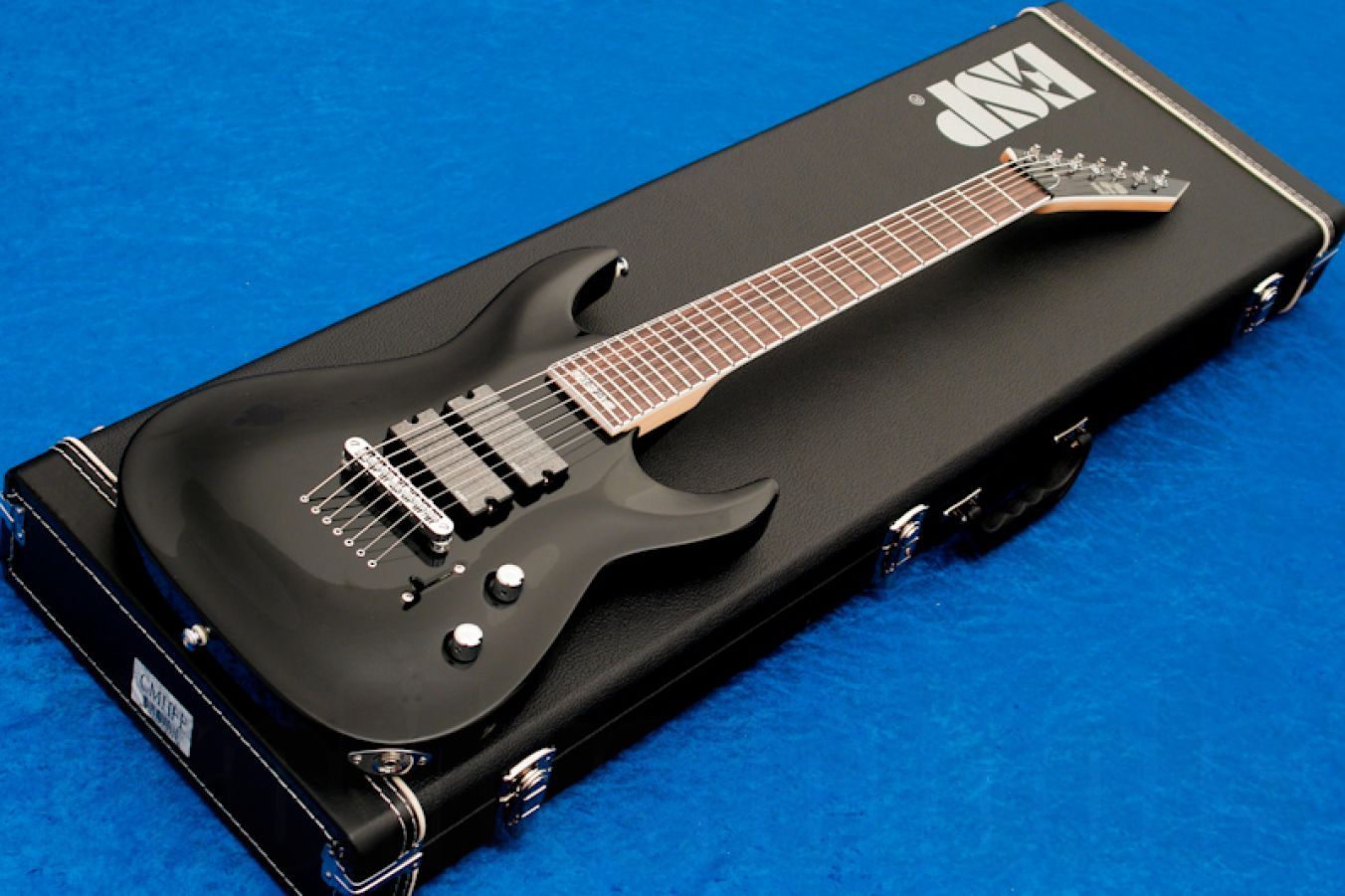 ESP Ltd SC-207 BLK - Stephen Carpenter Signature