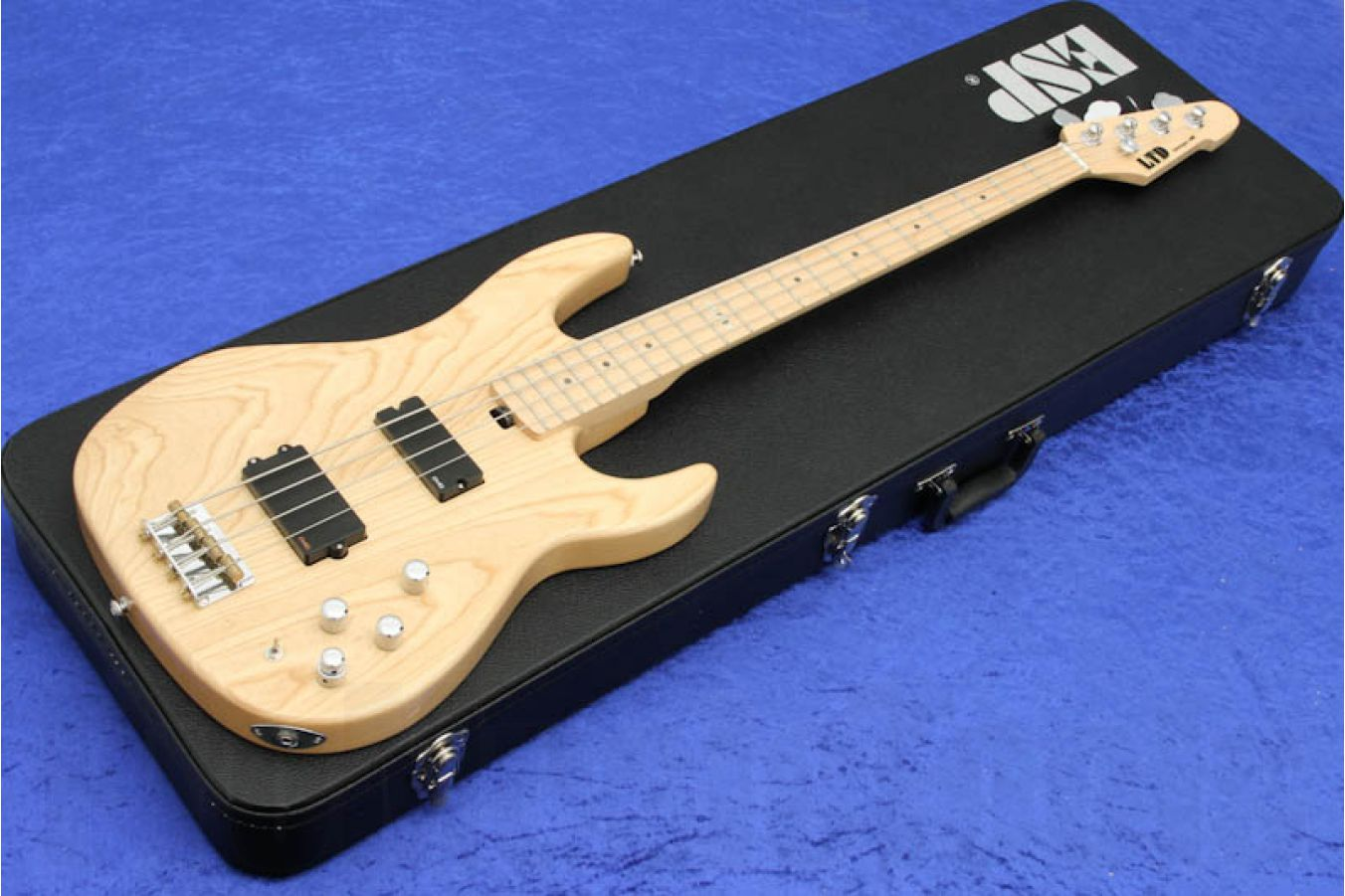 ESP Ltd Surveyor-400 NTL - Highgloss Natural