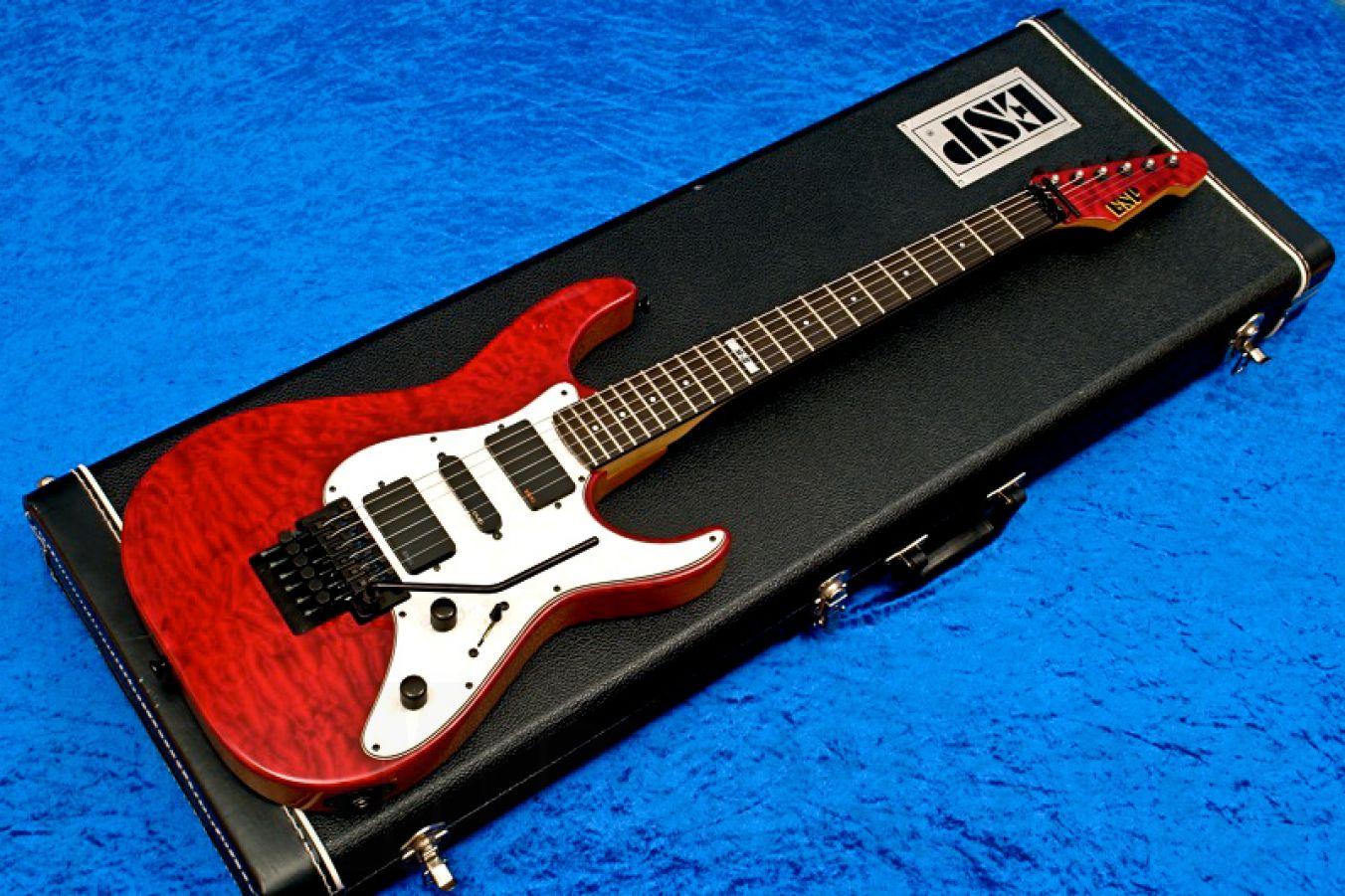 ESP M-III USA CS STBC - Custom Shop