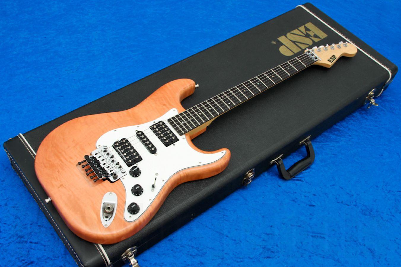 ESP Strat FR HSH - Custom Shop