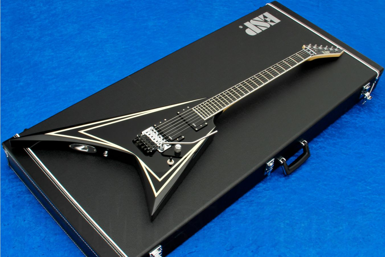 ESP SV-STD BK Special Edition - Custom LED Inlays