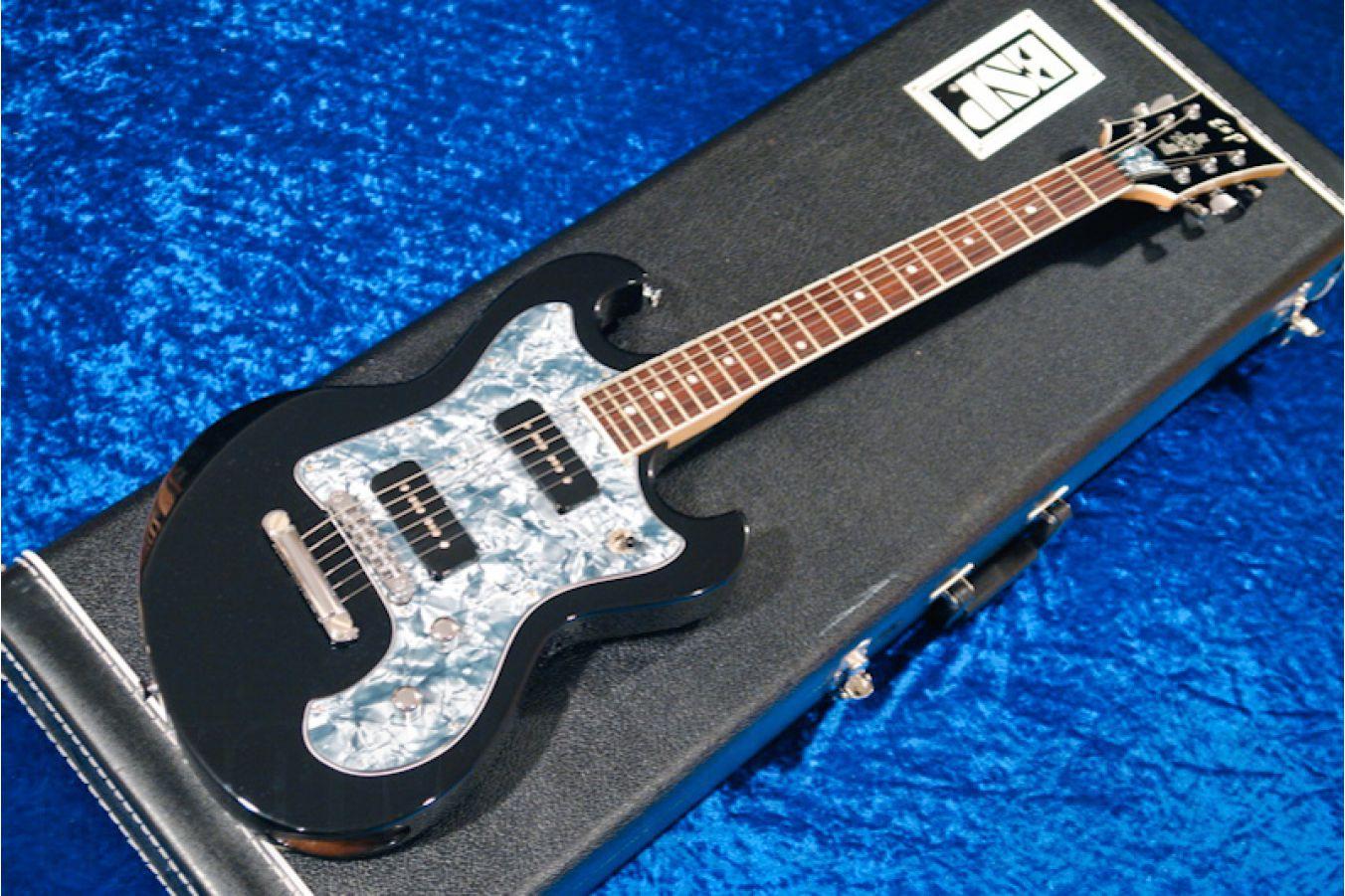 ESP Ultratone Custom Shop BK - Black