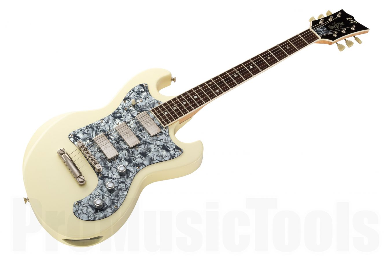 ESP Ultratone Custom Shop VW - Vintage White