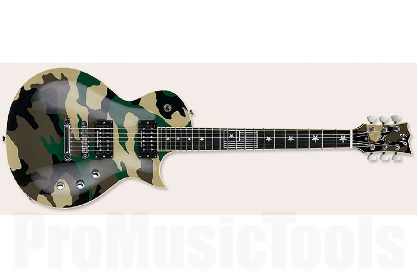 ESP Will Adler STD GN - Green Camo