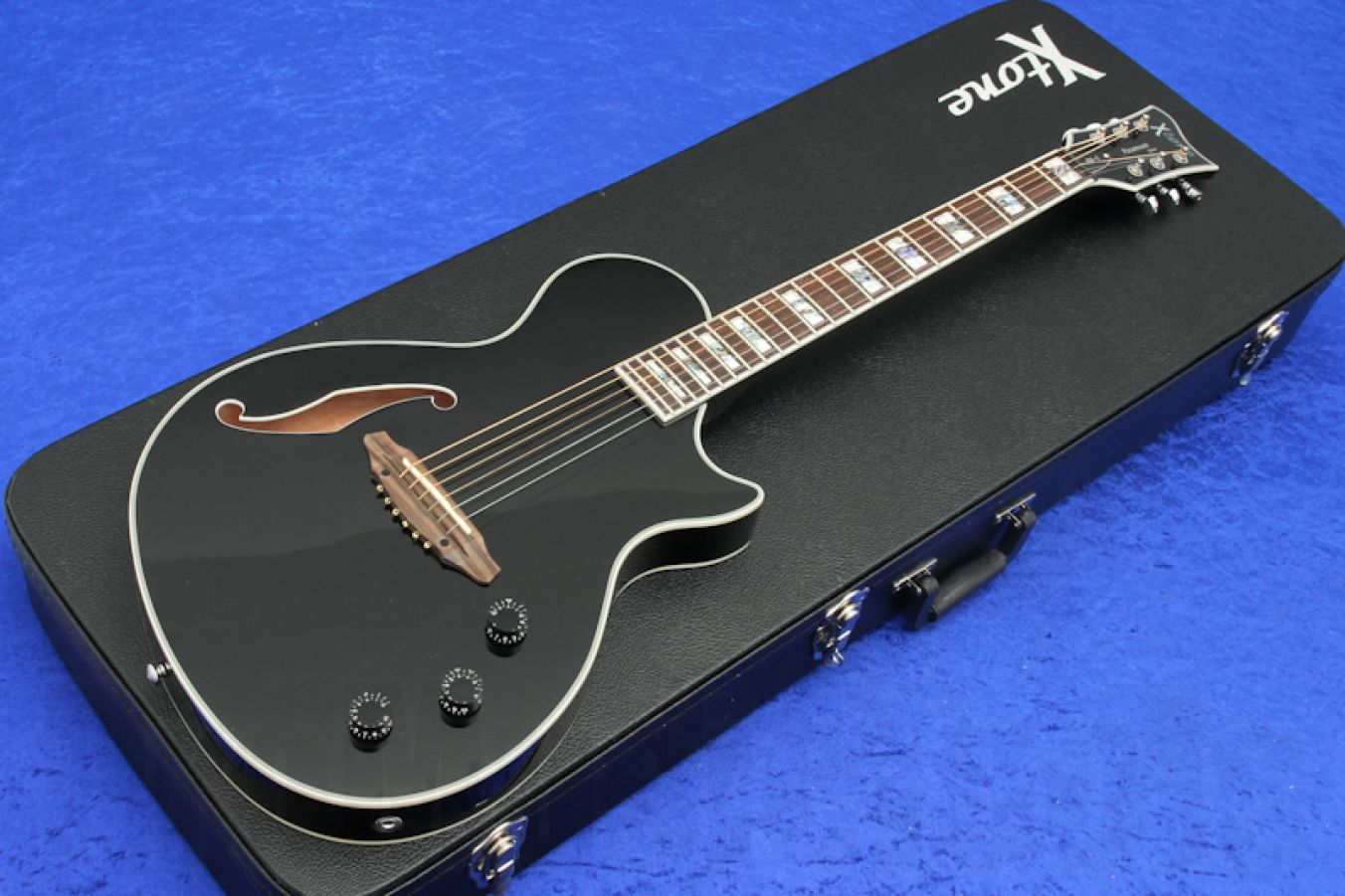 ESP Ltd Xtone PA-1 BLK – Black - demo