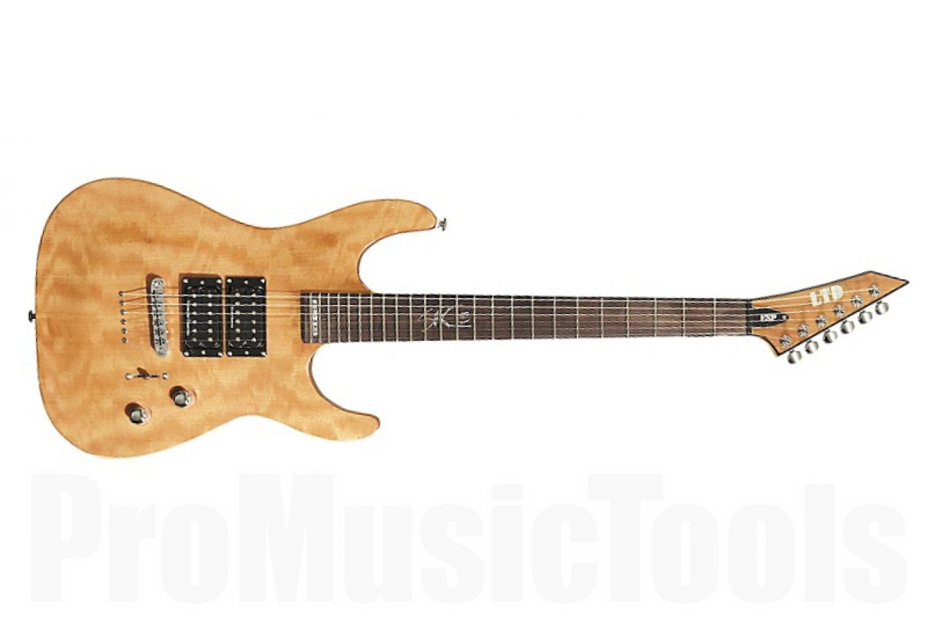 ESP Ltd SC-600 NG - Natural Gloss - Stephen Carpenter Signature