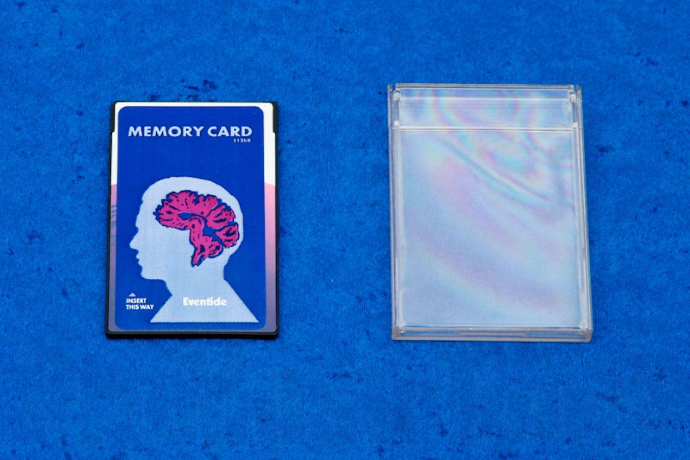 Eventide GTR PCMCIA Card f. DSP4000 Harmonizer