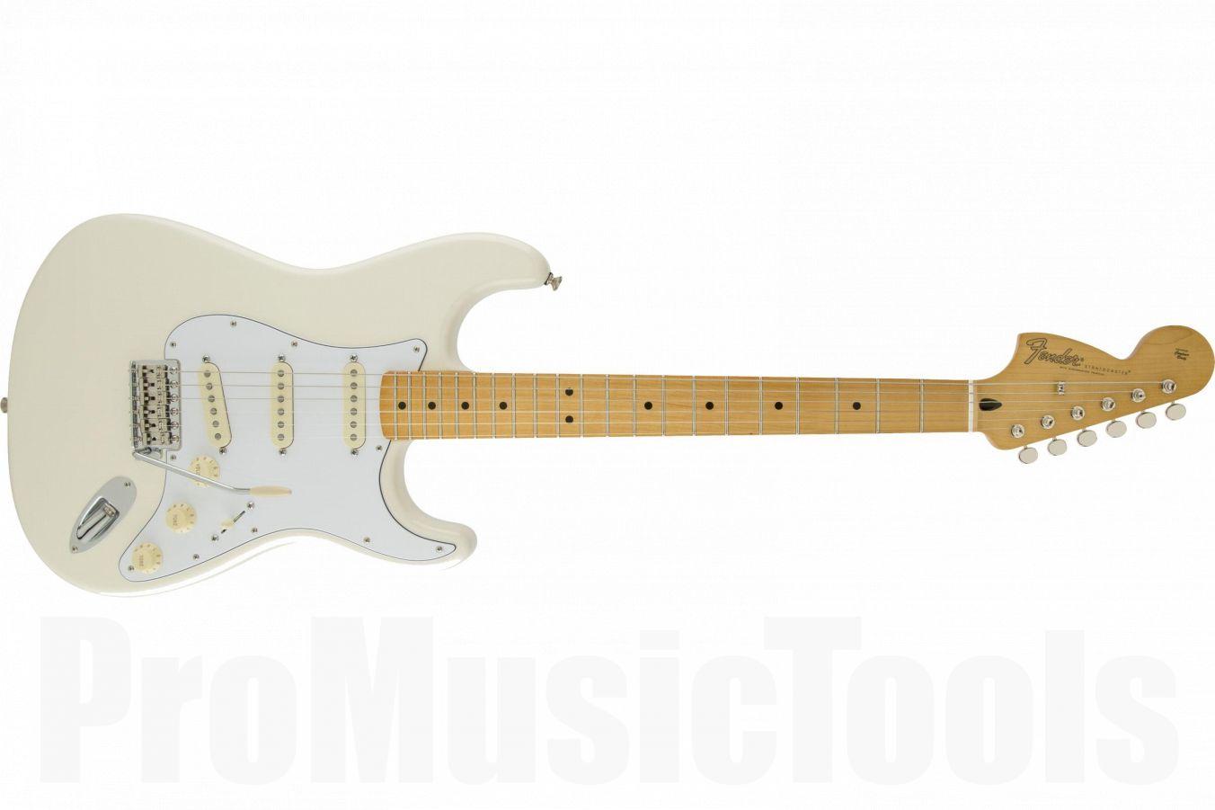 Fender Jimi Hendrix Stratocaster MN - Olympic White