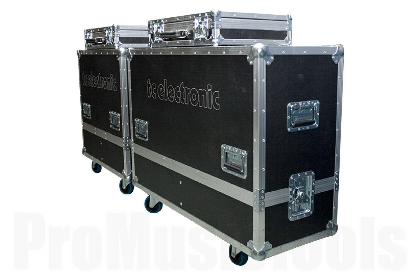 TC Electronic Flightcase for RS210 x2