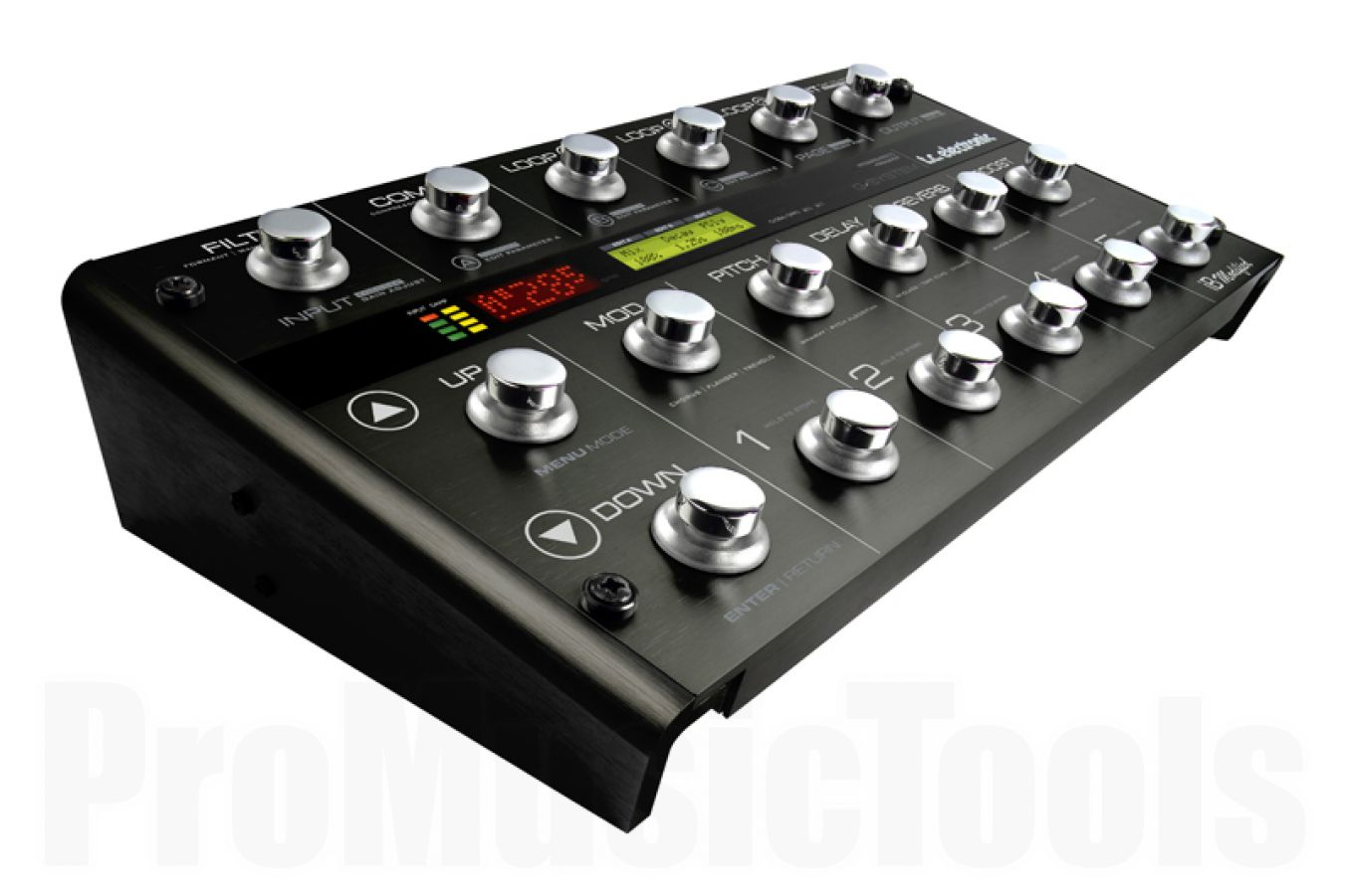 TC Electronic G-System iB Modified Black Limited Edition