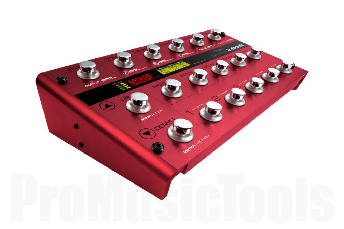 TC Electronic G-System RED Limited Edition