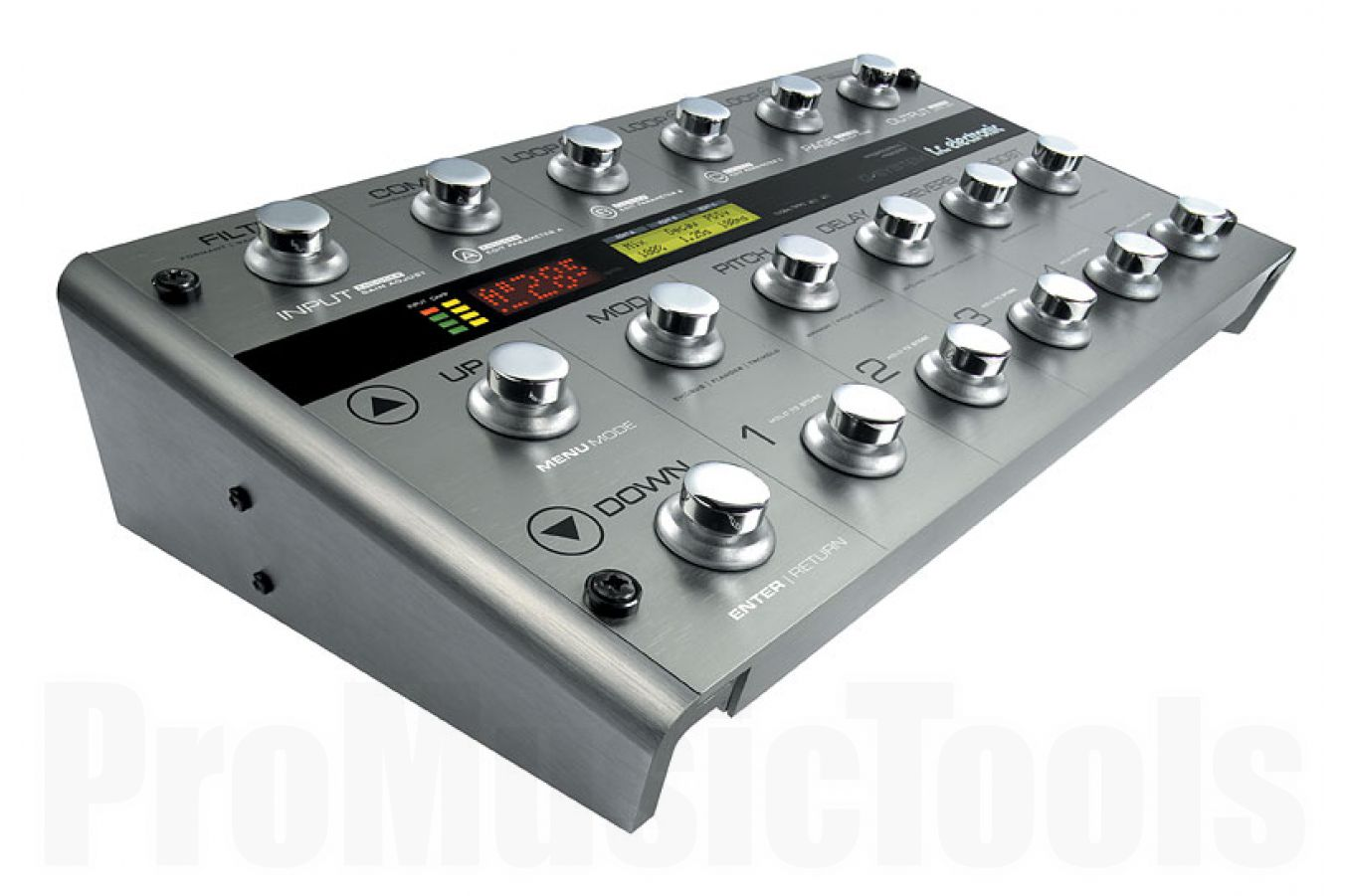 TC Electronic G-System Silver iB Modified version - demo