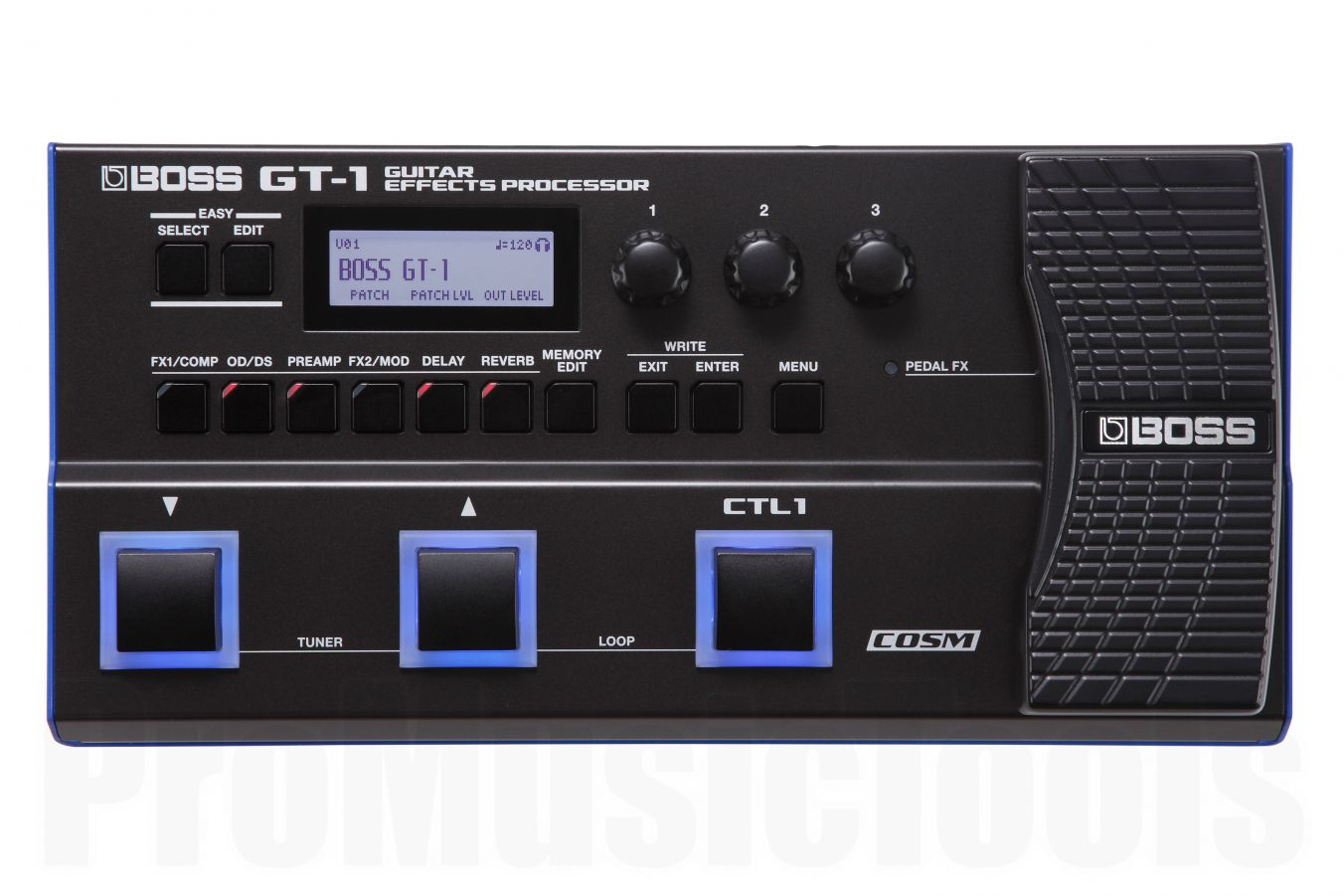 Boss GT-1 Guitar Effects Processor