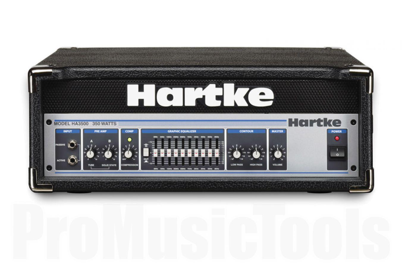 Hartke HA3500a bass top