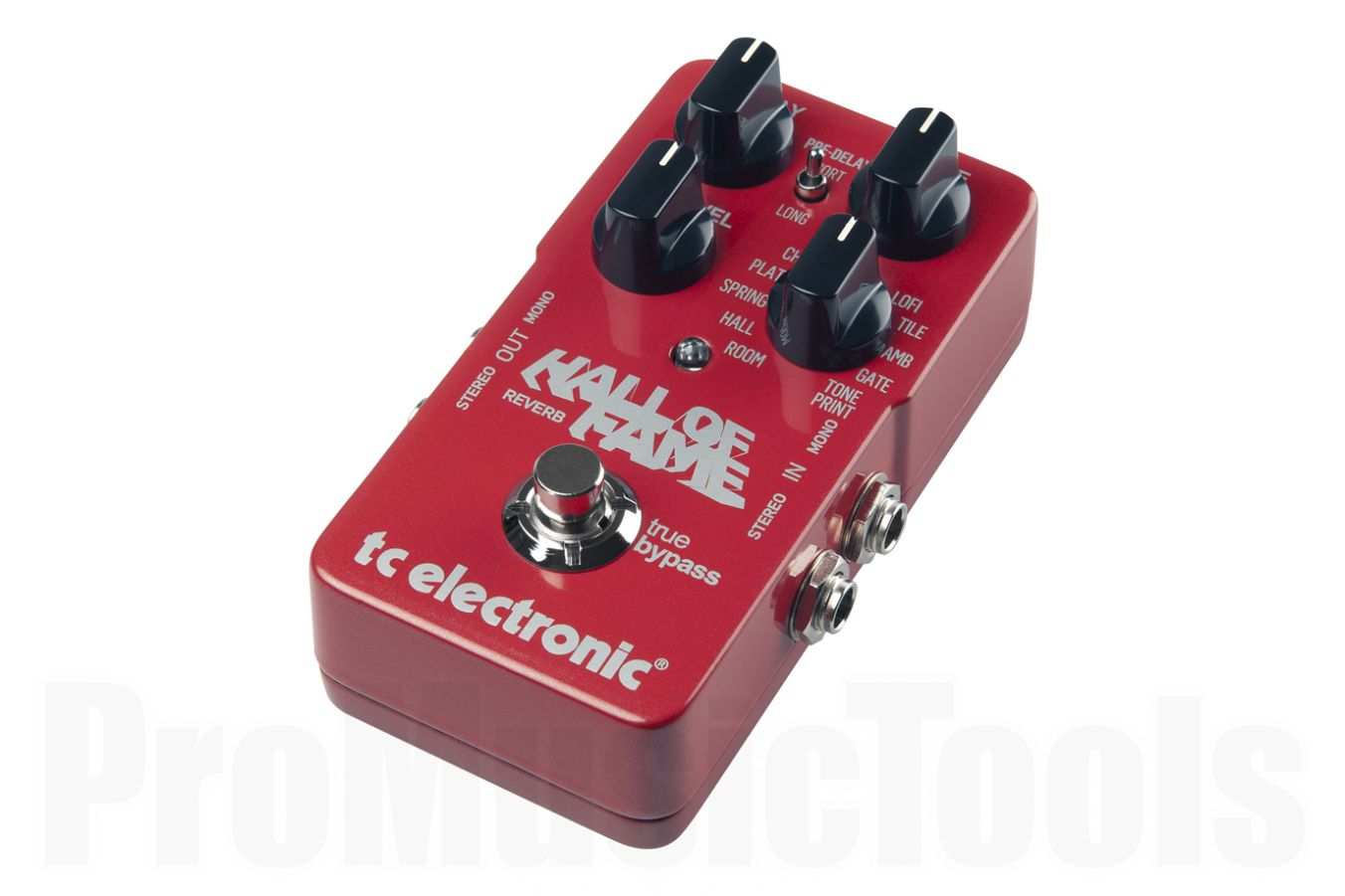 TC Electronic Hall Of Fame Reverb - demo