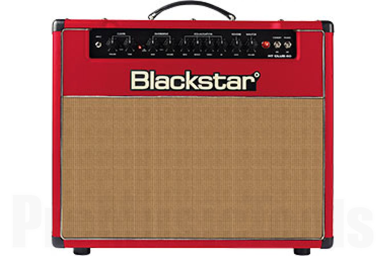 Blackstar HT Club 40 Combo - Red Limited Edition