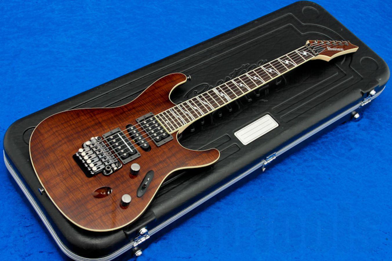 Ibanez 60-S5470K KB Prestige - Koa Limited Edition - b-stock (1x opened box)