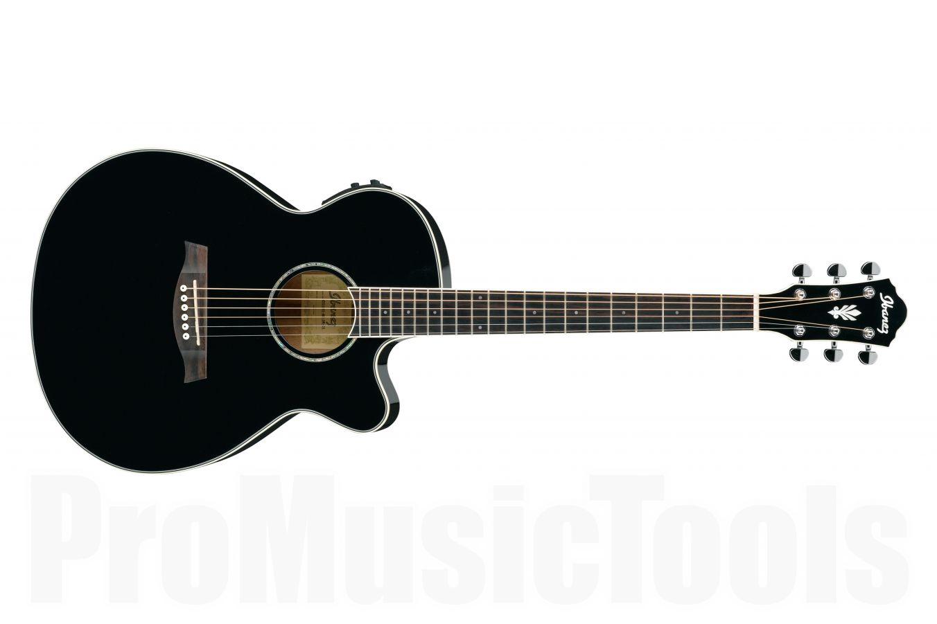 Ibanez AEG10II BK - Black
