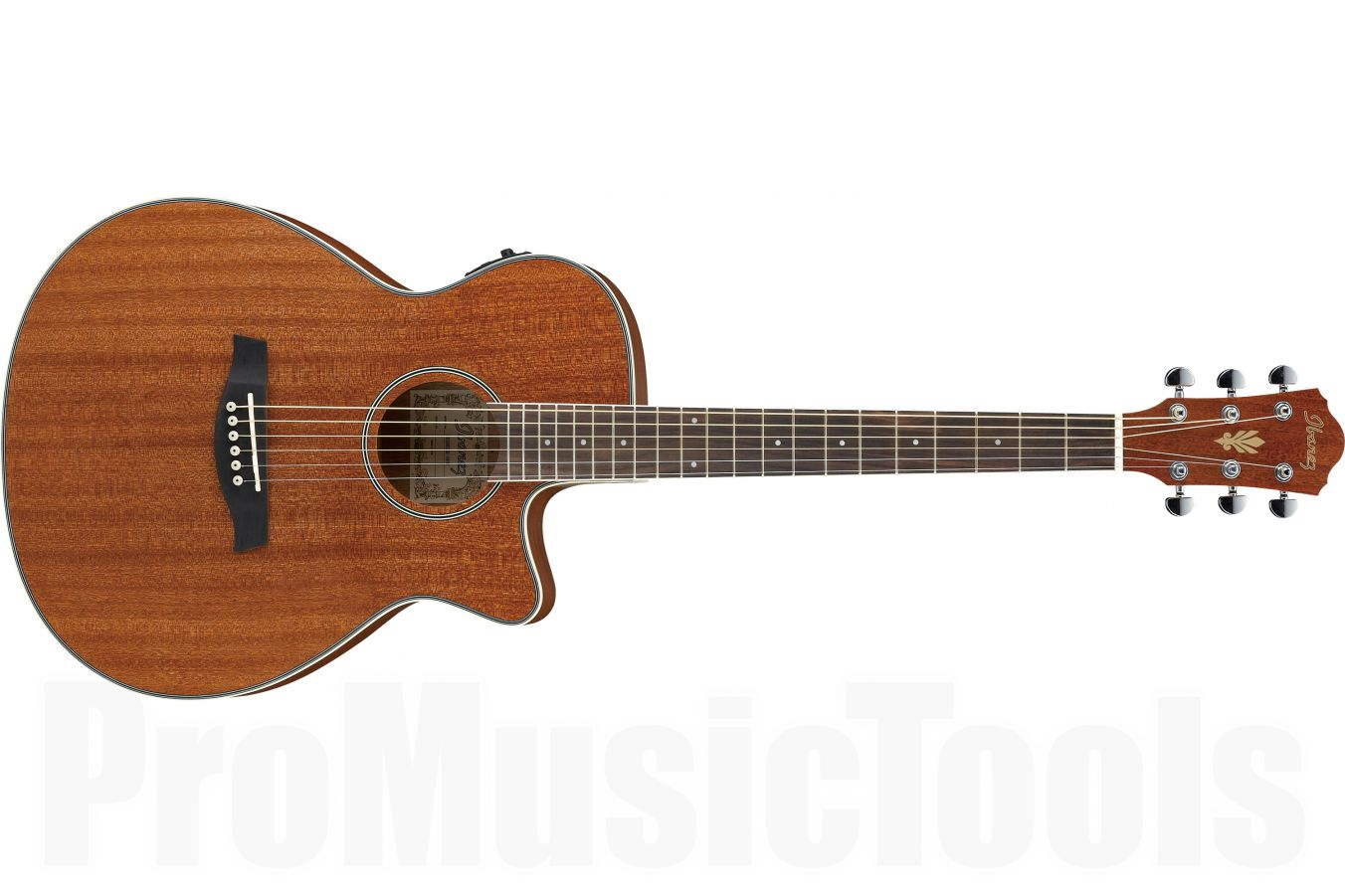 Ibanez AEG8EMH OPN - Open Pore Natural - b-stock