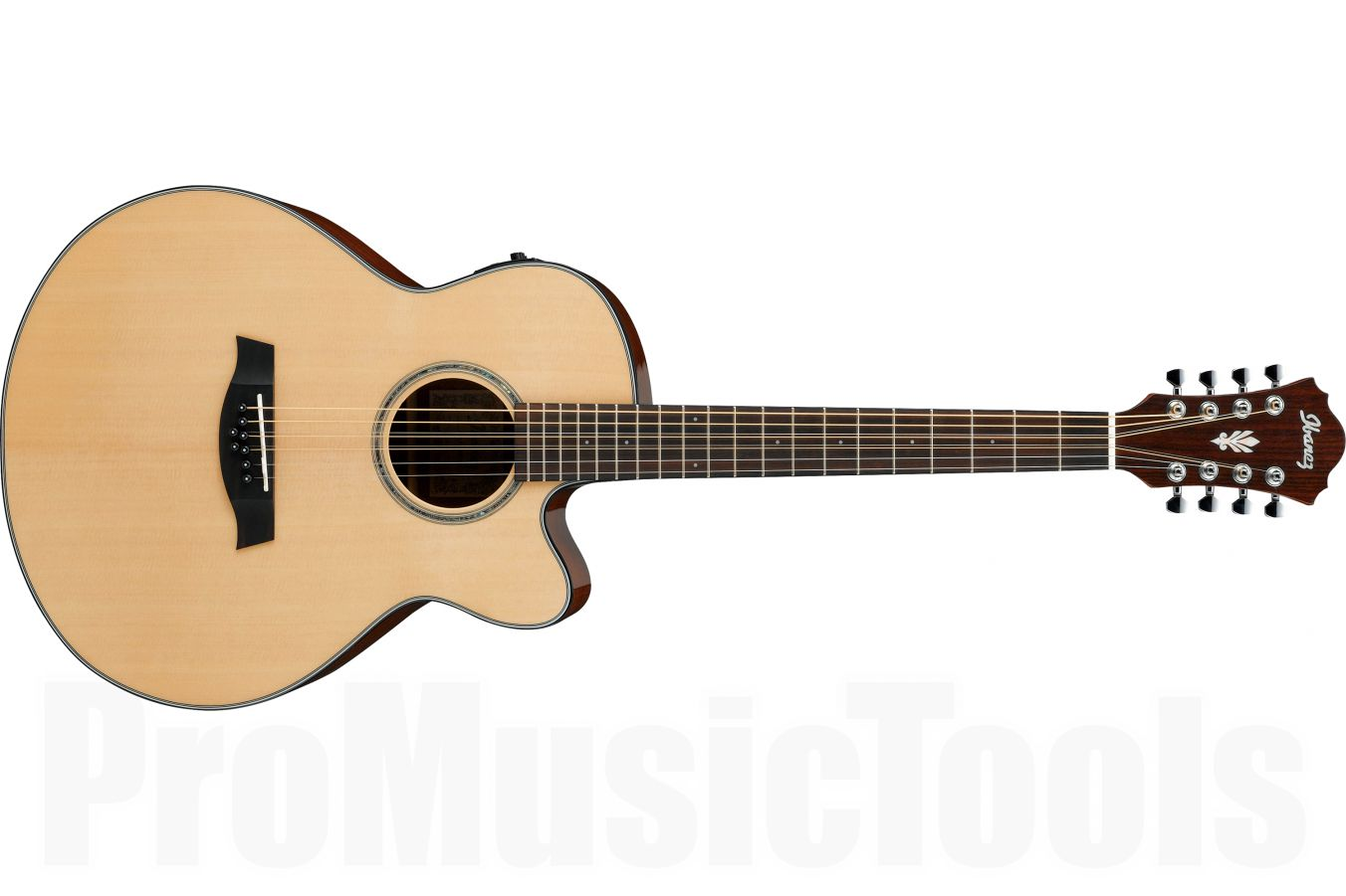 Ibanez AEL108MD NT - Natural - demo