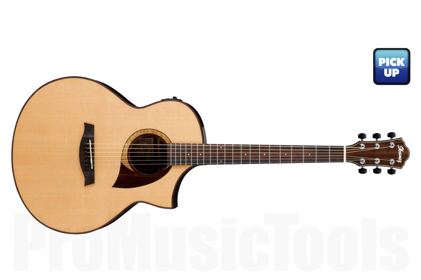 Ibanez AEW22CD NT - Natural - demo