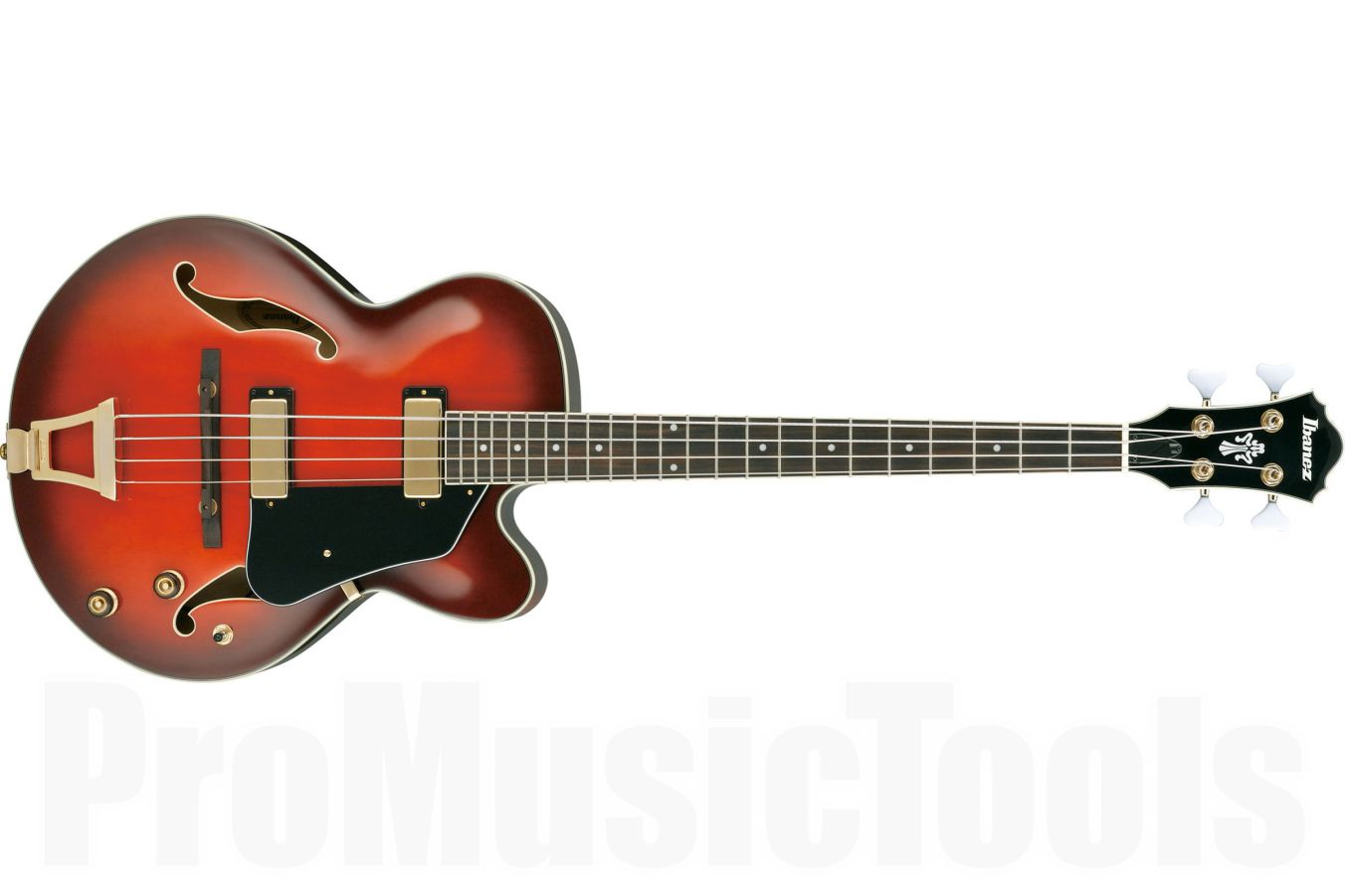 Ibanez AFB200 SRD - Sunset Red