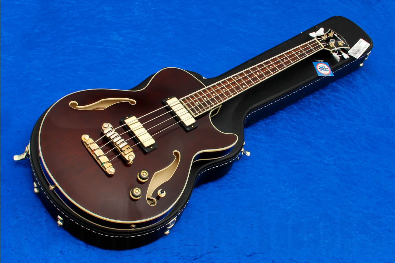 Ibanez AGB200 TBR - Transparent Brown - demo