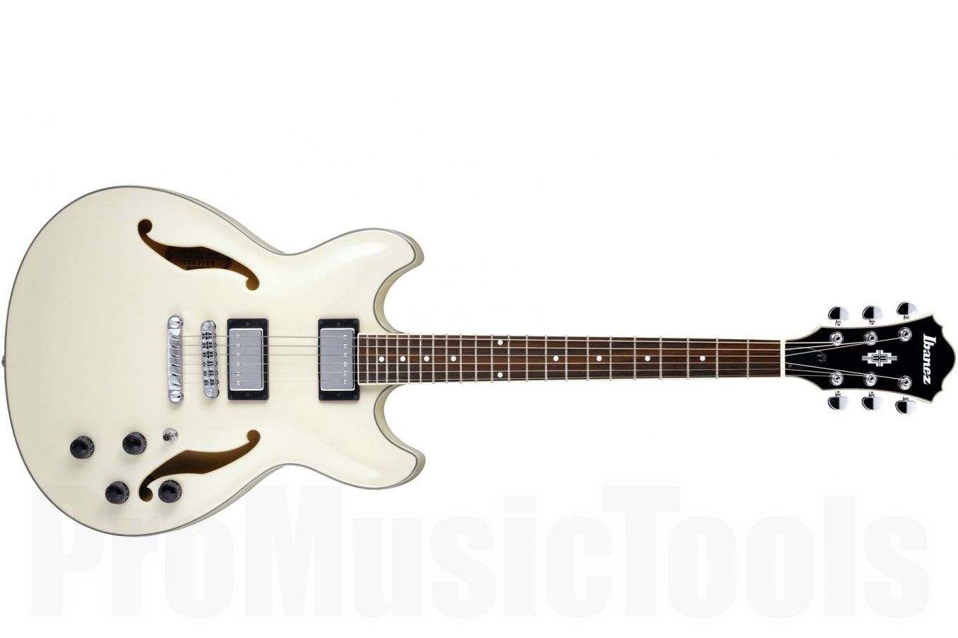 Ibanez AS73 IV Artcore - Ivory