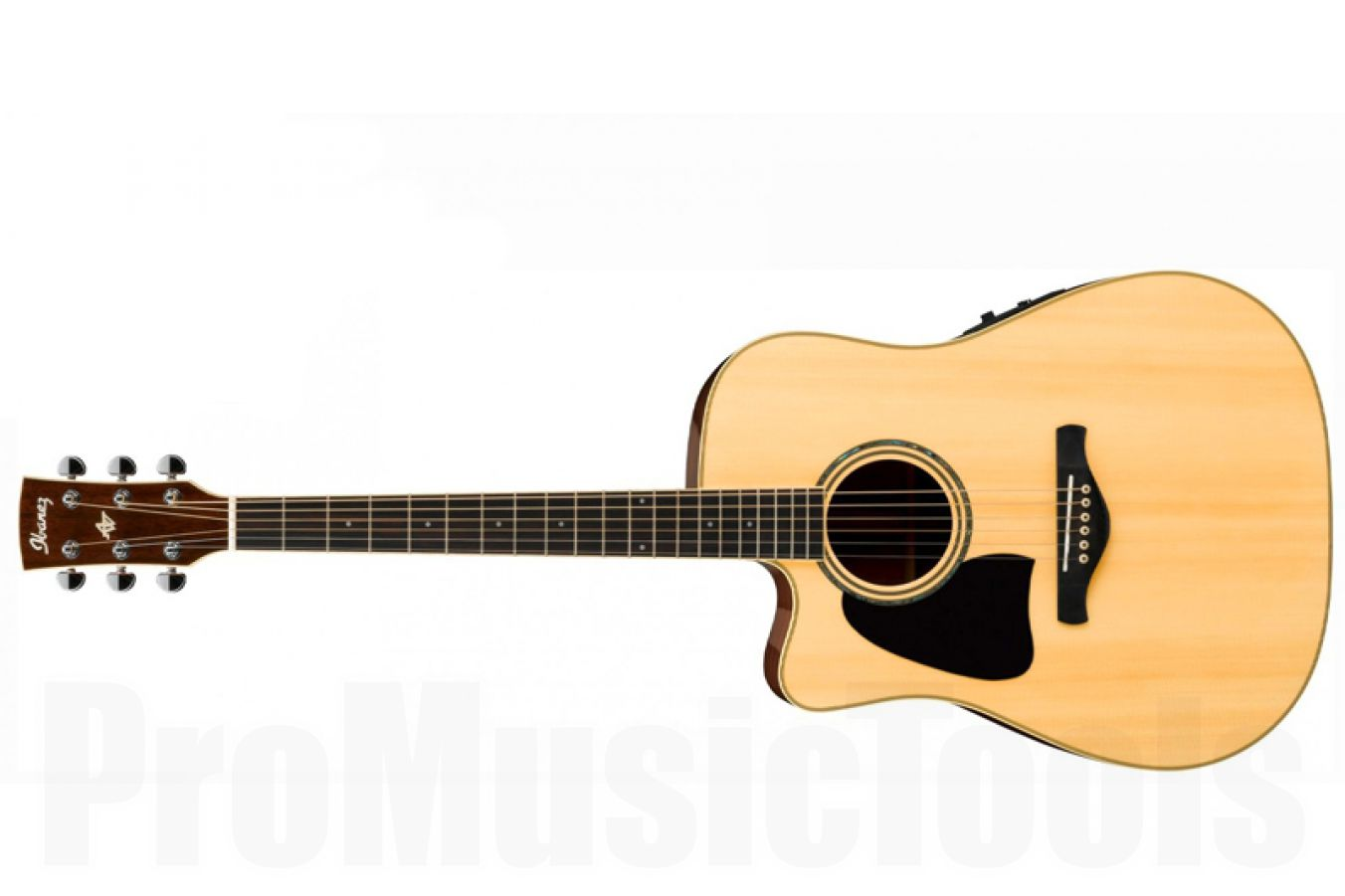 Ibanez AW300LECE NT Lefthand - Natural